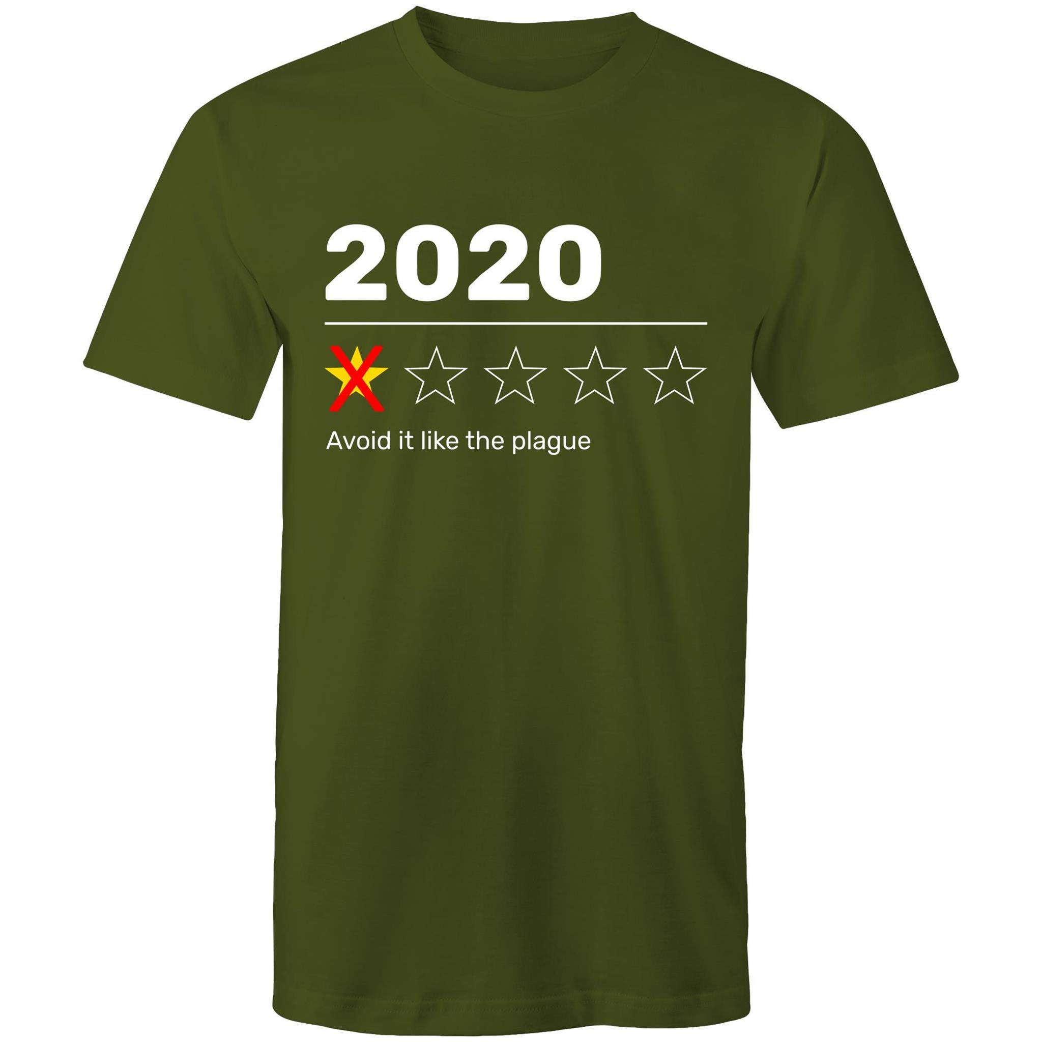 2020 zero stars, avoid it like the plague (Unisex XS - 2XL)