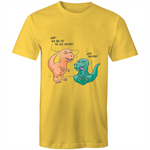 Load image into Gallery viewer, Dinosaurs eating unicorns (Unisex XS - 2XL)