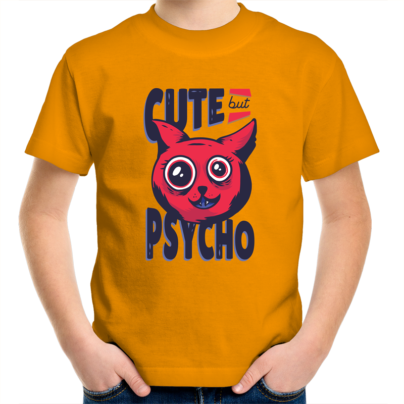Cute but psycho (Childrens 2 - 14)