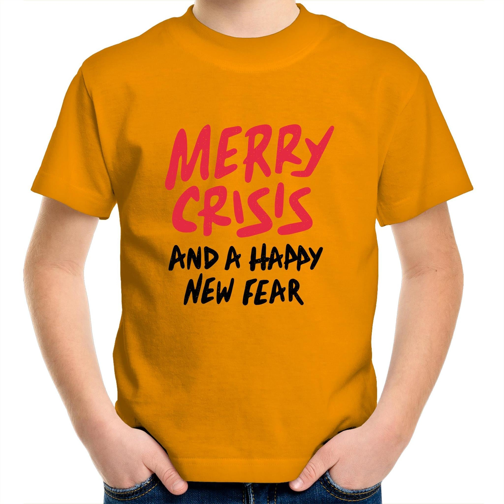 Merry Crisis and Happy New Fear (Childrens 2 - 14)