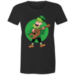 Load image into Gallery viewer, Rocking Leprechaun (Womens XS - 2XL)