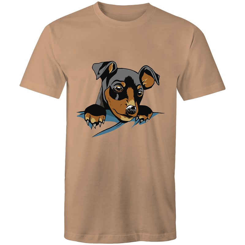 Dog in pocket (Unisex XS - 2XL)