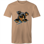 Load image into Gallery viewer, Dog in pocket (Unisex XS - 2XL)