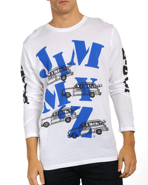 Jumbled Jimmy'z Longsleeve Tee