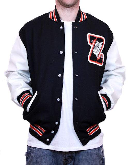 JIMMY'Z Varsity Jacket
