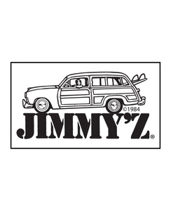 JIMMY'Z Sticker