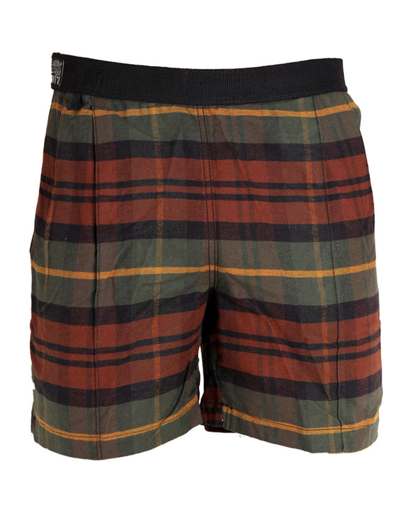 OG Plaid Shorts