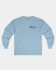 Baby Blue Ultra Cotton Long Sleeve