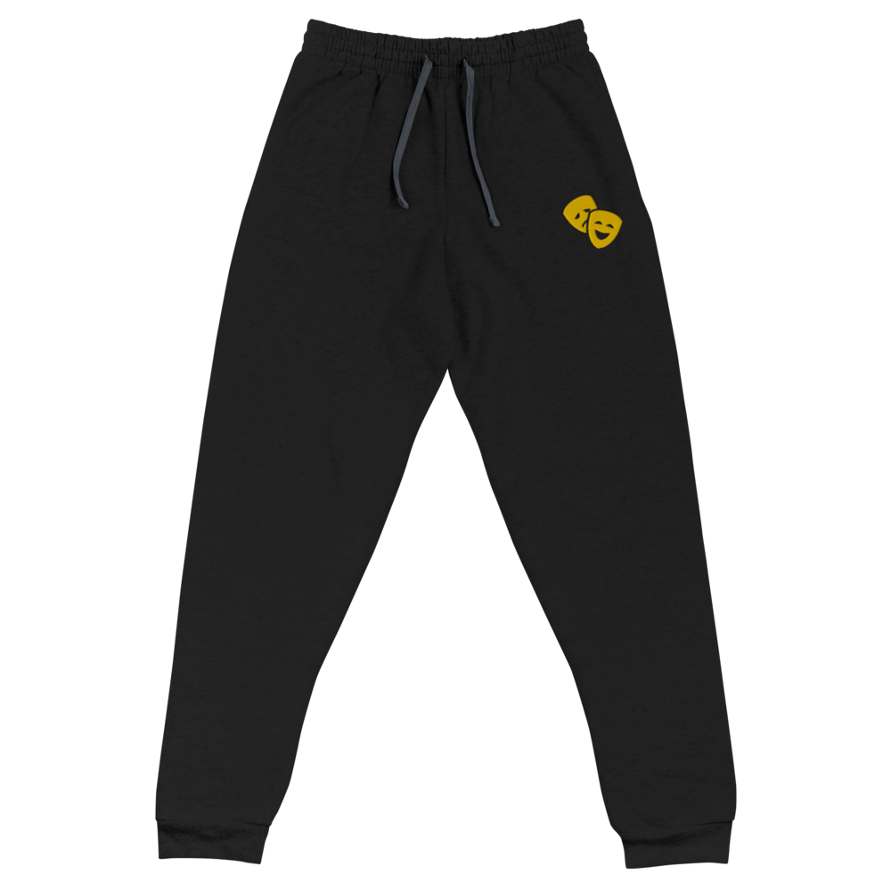 Distinctive Personalities Black Joggers