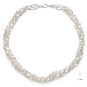Classics Pearl Beaded Necklace