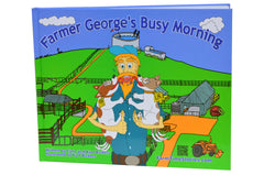 Farmer George's Busy Morning Hardcover