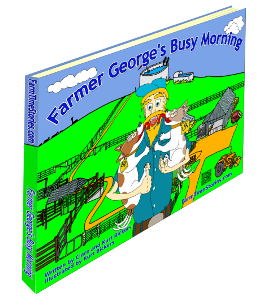 Farmer George's Busy Morning E-Book