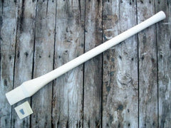 "32"" Double Bit American Hickory Axe Handle Item # 1532-1 - Beaver-Tooth Handle Co.  - 1"