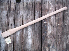"40"" Double Bit Axe Handle / Pulaski Fire Axe/ American Hickory Item #1540 - Beaver-Tooth Handle Co."