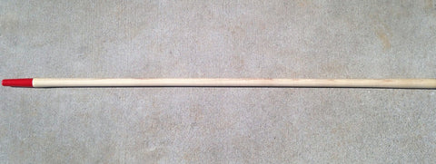 "60""Beaver Tooth Garden Hoe / Bow Rake Replacement Handle."