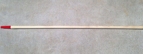 "Beaver Tooth 60"" Hoe / Rake Replacement Handle"