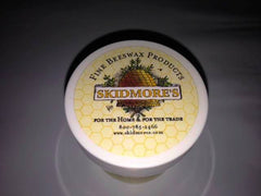 Skidmore's Natural Leather Conditioning Cream 1oz. Free Ship - Beaver-Tooth Handle Co.  - 1