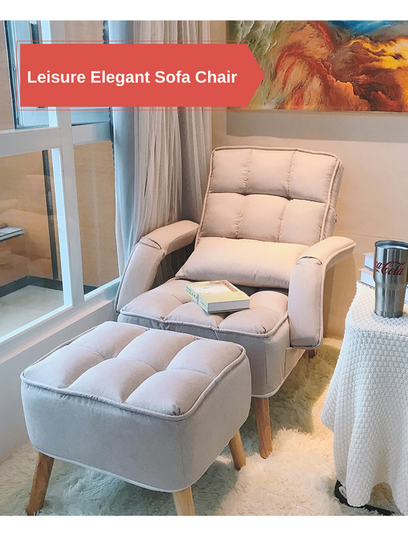 Leisure Elegant Sofa Chair