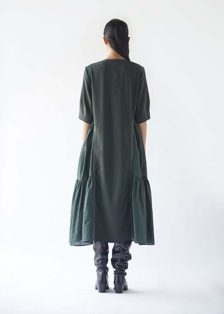 Side Tier Dress