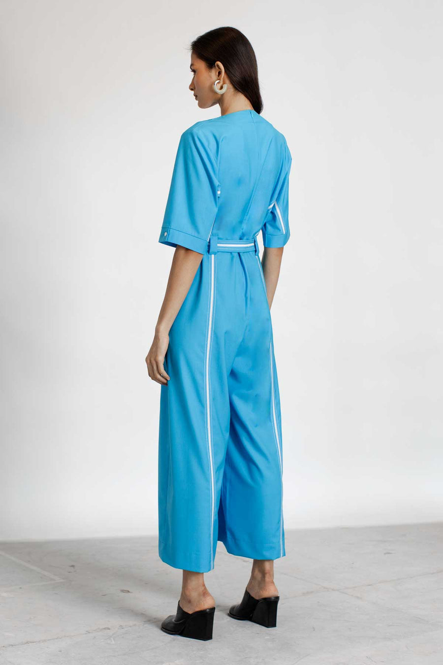 Outline Jumpsuit - 2 Colours