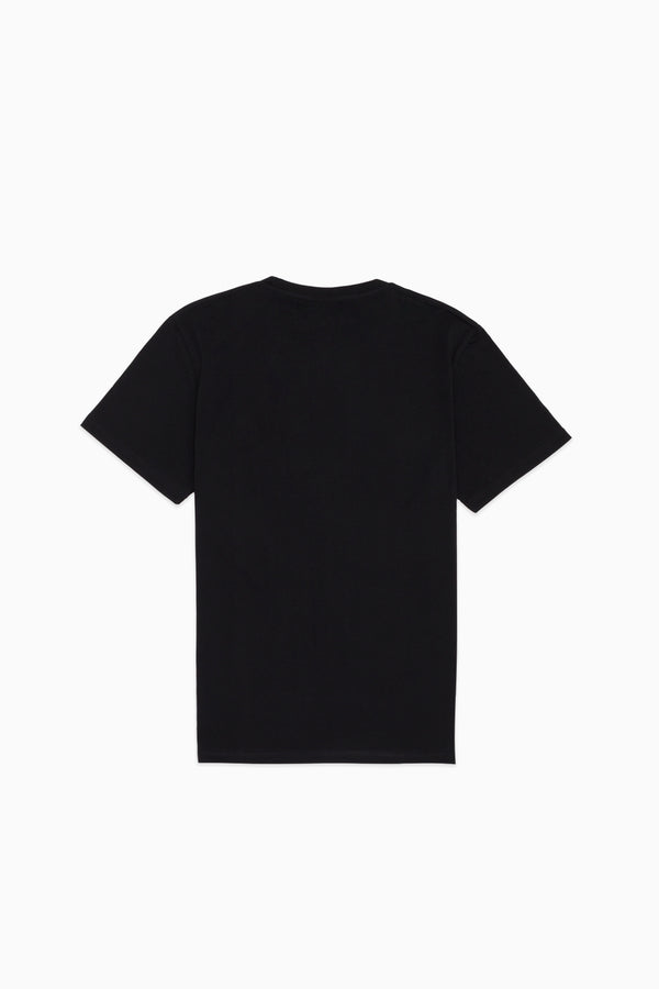 Black Skate Logo T-shirt