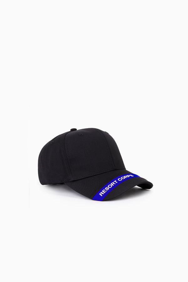 Black & Blue Patrol Cap