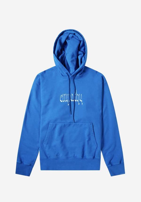 Blue SS19 Empathy Hoodie