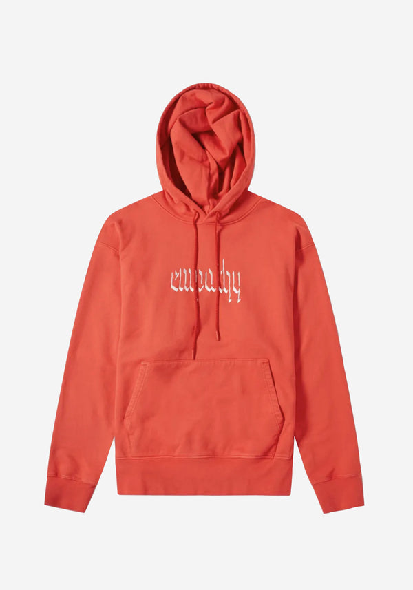 Red SS19 Empathy Hoodie