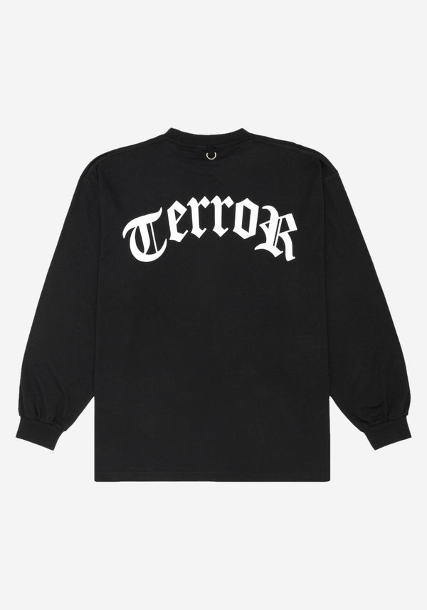 Black Resort Terror Corps Long Sleeve T-shirt