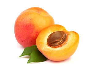 Apricots - quart sized container