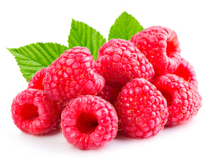 Flats of Raspberries - 12 pints local,