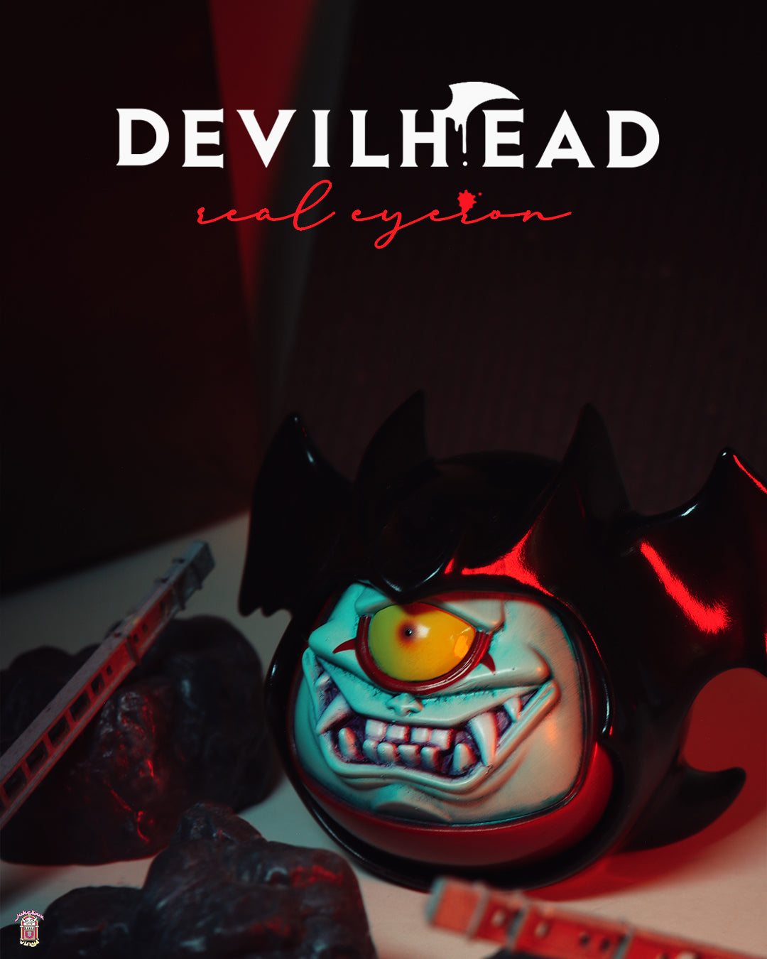 Real DevilHead (Devilman) - Devilman X Real EyeRon Head (Normal Ver.)