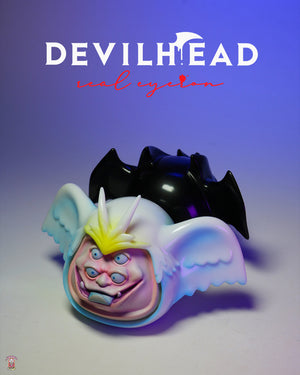 Real DevilHead (Sirene) - Devilman X Real EyeRon Head (Normal Ver.)