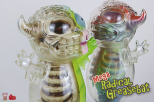 Mega Radical Greasebat - TWO FACE (one-off)