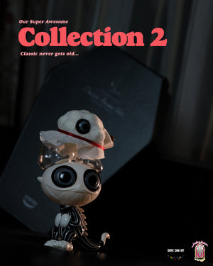 Mr. Brain Dragon x DayDream (JACK SKELLINTON - Nightmare Before X'mas) - Collection 2 Special Edition