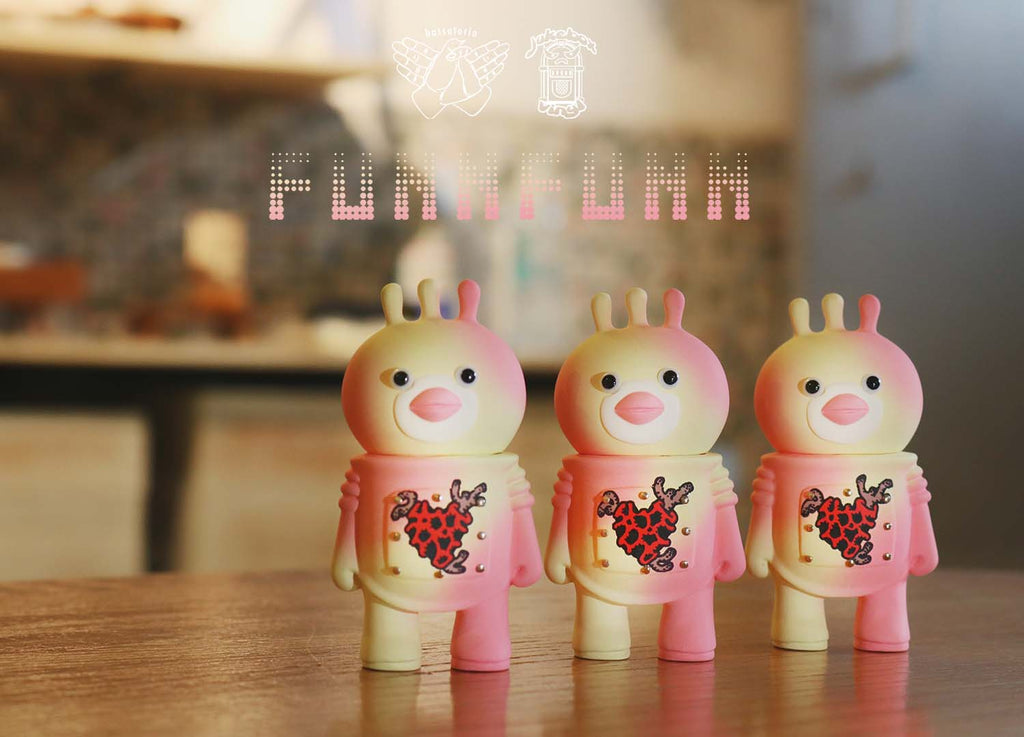 Funn Funn by Hatsutorin_design (Jukebox Vinyl 3-off ver.)