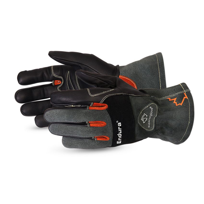 Superior Glove 398GLBB Endura TIG溶接グローブ