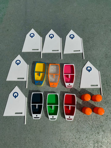 Opti Coach Kit Pro with magnets