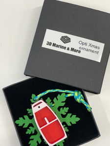 Opti Christmas ornament
