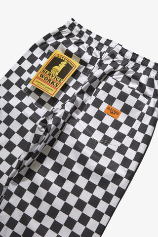 Classic Chef Pants - Checkerboard