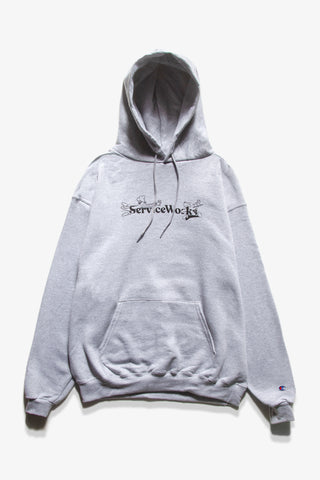 Chase Hoodie - Heather Grey