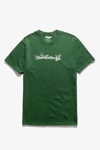 Chase Tee - Forest Green