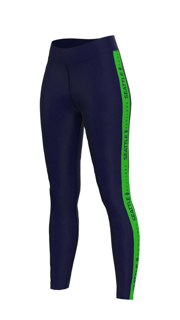 Seattle Scullers Womens Leggings