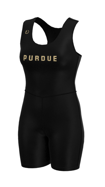 Purdue University Womens Unisuit