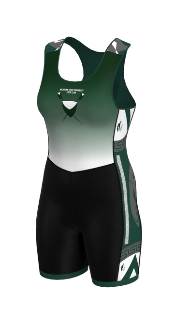 Michigan State Womens Unisuit