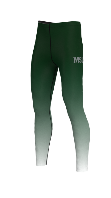 Michigan State Mens Fade Leggings