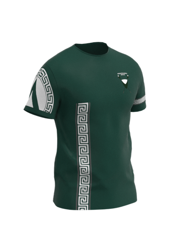 Michigan State Mens Short Sleeve Spartan Tech Shirt