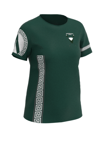 Michigan State Womens Short Sleeve Spartan Tech Shirt