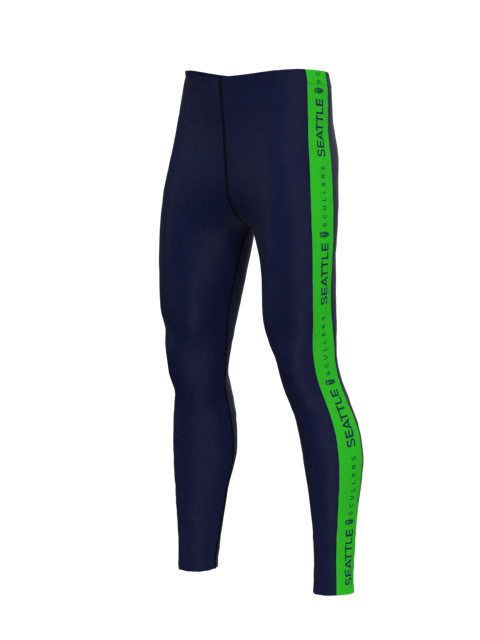 Seattle Scullers Mens Leggings