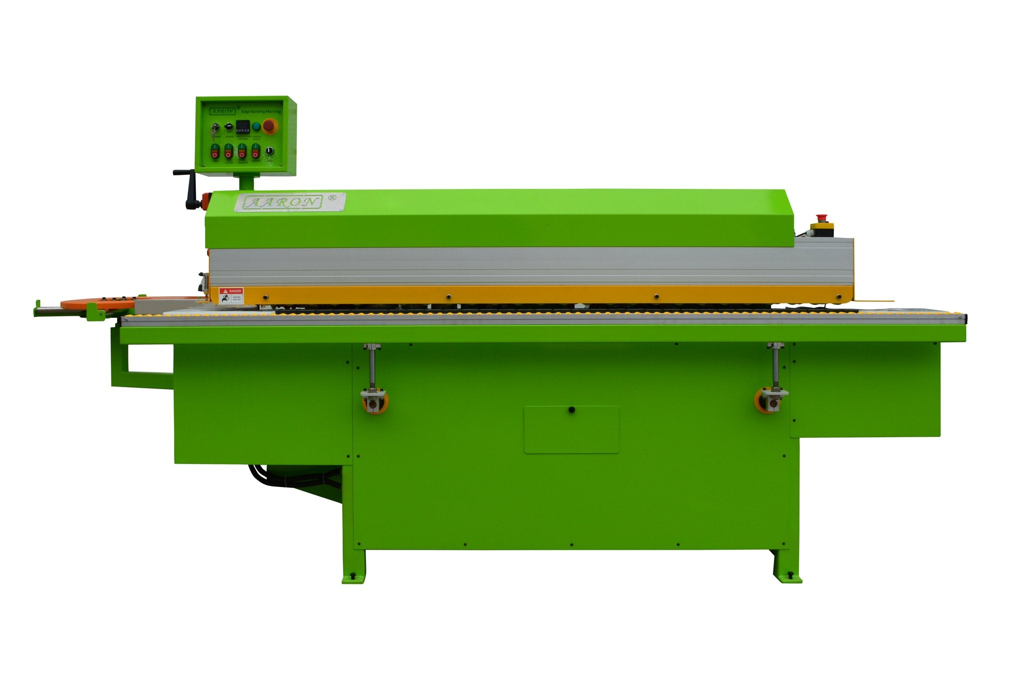Aaron AU2800B - Compact, Simple Edgebander